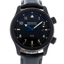 Bremont Steel 43mm Automatic U-2/51-JET pre-owned