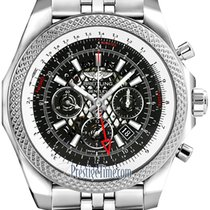 Breitling Bentley B04 GMT Steel 49mm Black United States of America, New York, Airmont