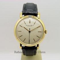 IWC Schaffhausen Vintage Kaliber 89 Ref. 468 in 18Kt. GG