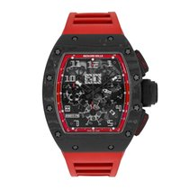 Richard Mille Carbon 50mm Automatic RM011 pre-owned United States of America, New York, New York