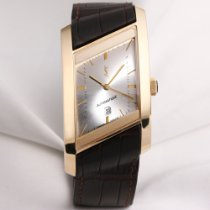 Yves Saint Laurent Geelgoud 33mm Handopwind tweedehands
