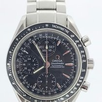 Omega Speedmaster Day Date Black Dial 3220.50