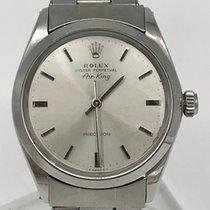 Rolex Air King Precision bracelet rivete