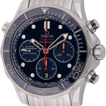 Omega : Seamaster Diver 300M Chronograph :  212.30.44.50.03.00...
