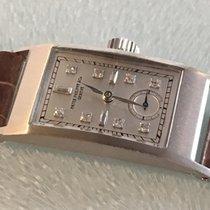 Patek Philippe Platinum 20mm Manual winding 425 pre-owned United Kingdom