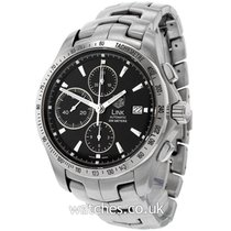 TAG Heuer Link Calibre 16 pre-owned 40mm Steel