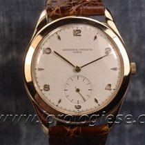 Vacheron Constantin 18kt Red Gold Original 1940's 36mm Watch...