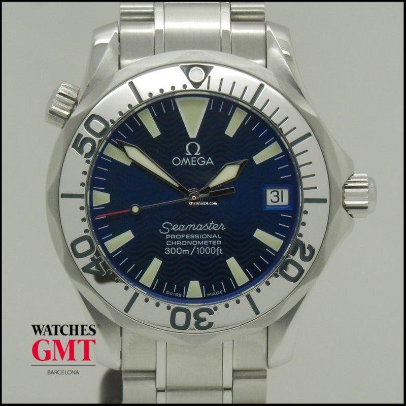 e493a6dad237 Omega Seamaster Diver 300 M - Precios de Omega Seamaster Diver 300 M en  Chrono24