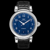 IWC Da Vinci Automatic Steel Blue United States of America, California, San Mateo