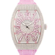 Franck Muller Automatic new Vanguard Silver