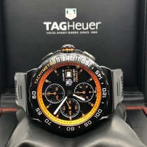 TAG Heuer 44mm Automatic 2014 pre-owned Formula 1 Calibre 16 Black