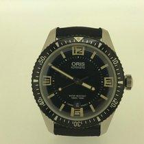 Oris Divers Sixty Five pre-owned 40mm Steel