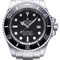 Rolex Sea-Dweller Deepsea nuevo Automático Reloj con estuche y documentos originales 116660
