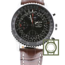 Breitling Navitimer 1884 Limited Edition Steel Black Dial...