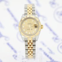 Rolex Lady-Datejust Gold/Steel 26mm No numerals United States of America, New York, New York