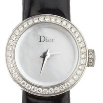 Dior 20mm Automatic pre-owned White
