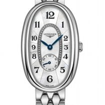 Longines Symphonette Steel 21.90mm Mother of pearl Arabic numerals United States of America, Florida, Tarpon Springs
