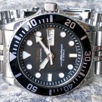 Seiko 40mm Remontage automatique 1996 occasion Noir
