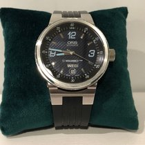 Oris Williams F1 Acier 40mm Noir Arabes