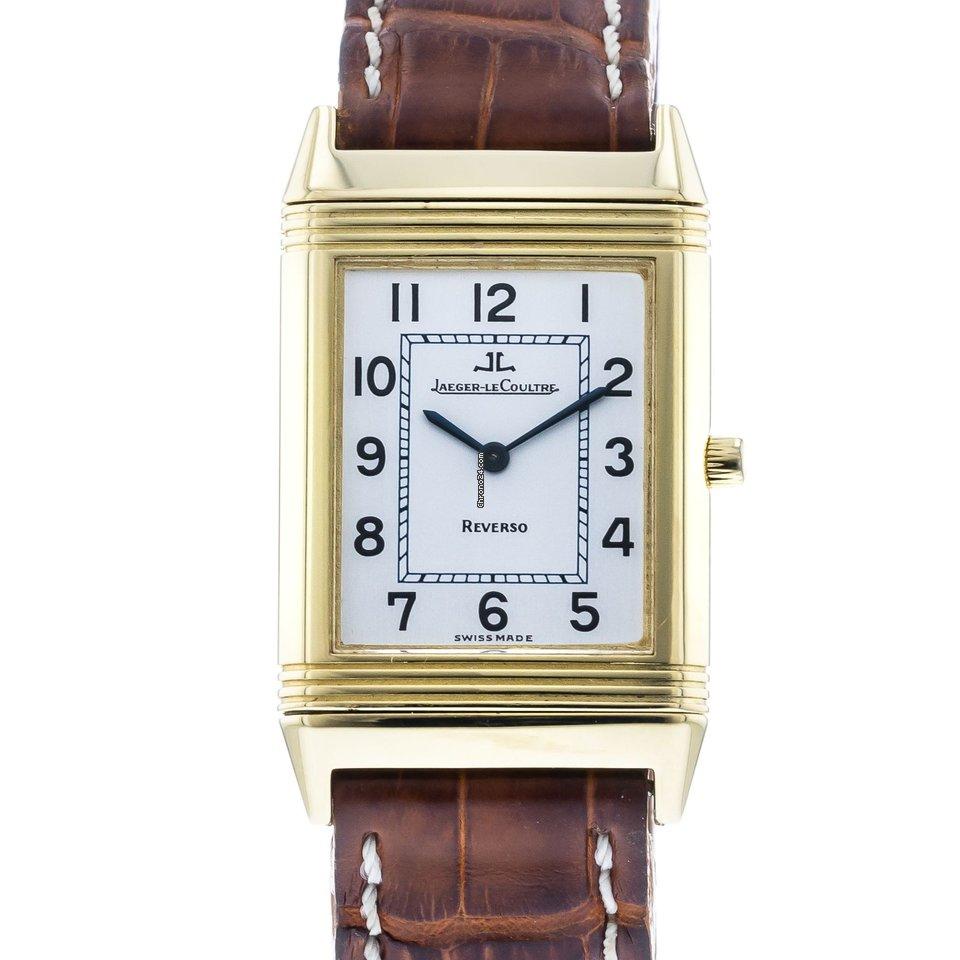 e2608cbac99b Jaeger-LeCoultre Reverso Yellow gold - all prices for Jaeger-LeCoultre  Reverso Yellow gold watches on Chrono24