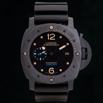Panerai Luminor Submersible 1950 3 Days Automatic neu Carbon