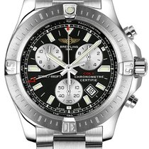 Breitling Colt Chronograph new Quartz Chronograph Watch with original box and original papers A7338811.BD43.173A