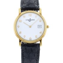 Ulysse Nardin pre-owned Automatic 32mm White Sapphire Glass