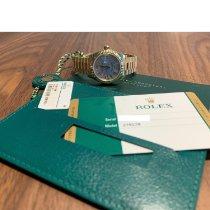 Rolex Lady-Datejust Yellow gold UAE, milano