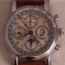 Christiaan v.d. Klaauw Steel 40mm Automatic pre-owned
