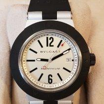 Bulgari Alumínio 44mm Quartzo Diagono usado