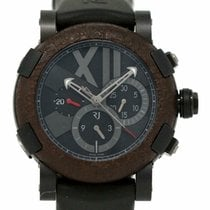 Romain Jerome Steel 50mm Automatic RJ.CH.T.OXY4.BBBB.00 new United States of America, Florida, 33132