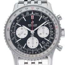 Breitling Navitimer 1 B01 Chronograph 43 Steel 46mm Black