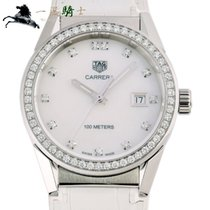 TAG Heuer Carrera Lady Steel 32mm White
