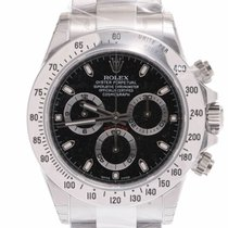 Rolex Steel 38mm Automatic 116520 pre-owned
