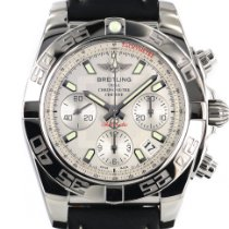 Breitling Chronomat 41 Steel Silver