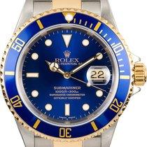Rolex Submariner Date 16613 2004 occasion