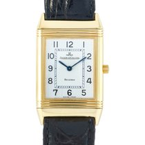 Jaeger-LeCoultre Reverso Classique pre-owned 39mm White Leather