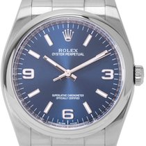 Rolex Oyster Perpetual 36 Ocel 36mm