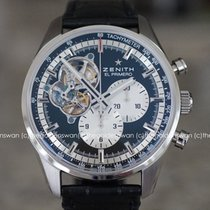 Zenith El Primero Chronomaster Steel 42mm Black No numerals United States of America, Massachusetts, Milford