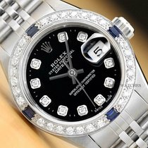 Rolex Lady-Datejust 69174 Veldig bra Stål 26mm Automatisk