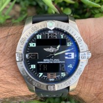 Breitling Aerospace EVO E7936310/BC27/152E Very good Titanium 43mm Quartz United States of America, California, Los Angeles
