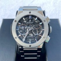 Hublot Classic Fusion Aerofusion 528.NX.0170.NX Very good Titanium 45mm Automatic