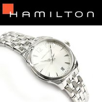 Hamilton Jazzmaster Lady Acier 30mm Argent