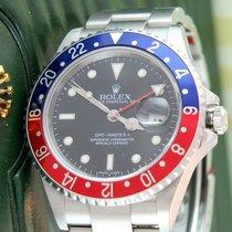 "Rolex 16710 GMT Master II Pepsi Stick Dial  Z -Serie  ""&#3..."
