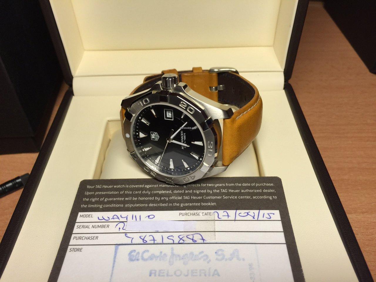 508f6cb981f3 Relojes TAG Heuer - Precios de todos los relojes TAG Heuer en Chrono24