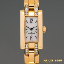 Jaeger-LeCoultre Ideale Yellow gold 21 mmmm Mother of pearl Arabic numerals