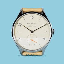 NOMOS Steel 35,5mm Automatic 1204 new