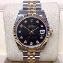 Rolex Datejust 31 178273 - Diamond Set - Unworn 2016
