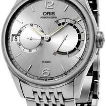Oris Artelier Calibre 111 Steel Silver United States of America, New York, Brooklyn