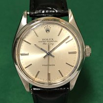 劳力士  (Rolex) Oyster Perpetual Air-King Silver Dial with...